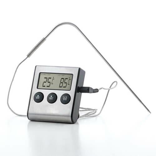Digitális grill húshőmérő a tökéletes ajándék grillező férjeknek