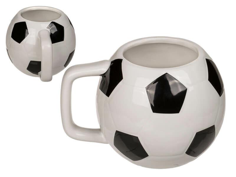 A focilabda bögre ötletes ajándék férfiaknak