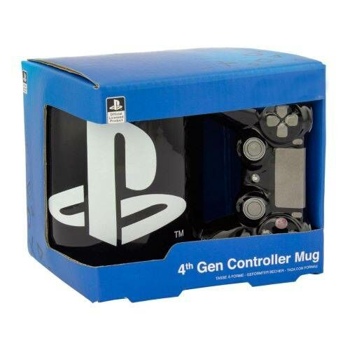 Eredeti Playstation 4 controller bögre dobozban